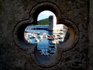 Adam Stackhouse, Dubrovnik Bridge View, 2010