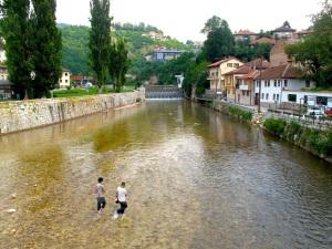 Adam Stackhouse, Sarajevo Waterway,  2010