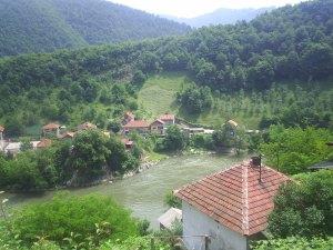 Christine Boba, Valley in Vranduk, 2006