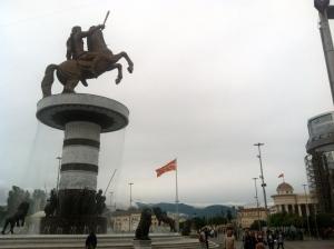 Connor Smith, Skopje Center, 2012
