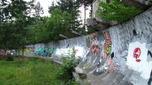 Justin de Benedictis-Kessner, 1984 Sarajevo Bobsled track, 2010