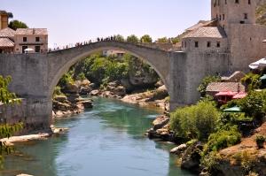 Kara Kolbe, Mostar Bridge, 2012
