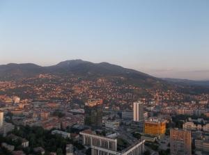 Lexi Hartley, Sarajevo View, 2013
