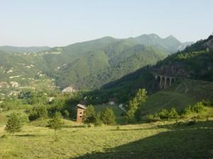 Paula Pickering, Bosnian Countryside, 2008